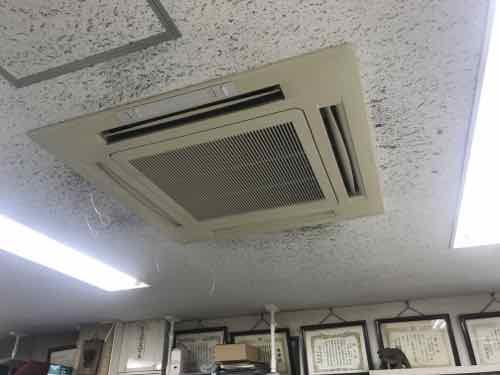 エアコン クリーニング 東芝